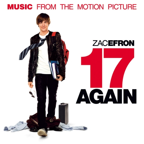 17again_soundtrackcover