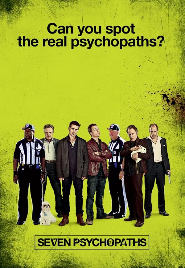 seven psychopaths imdb
