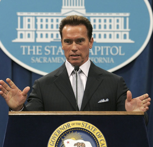 arnold schwarzenegger nowadays. arnold My relatively pleasant