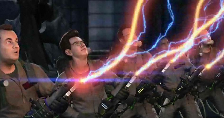 scene from movie Ghostbusters
