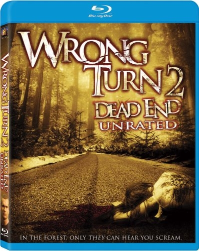 wrong turn 2. Wrong Turn 2#39;s biggest