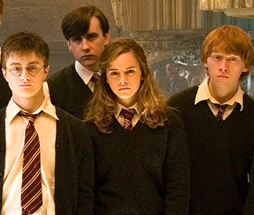 Main Cast Returns For Last Two Harry Potter