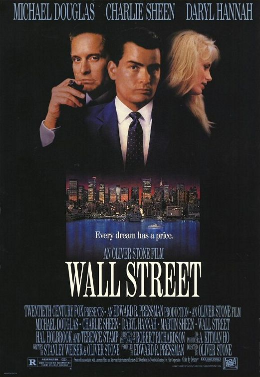 wallstreet dvd